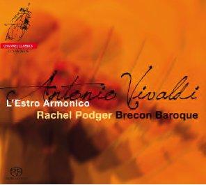 Vivaldi: L'estro armonico - 12 concerti, Op. 3