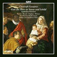 Christoph Graupner: Epiphany cantatas