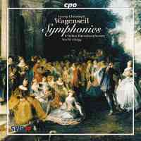 Wagenseil - Symphonies