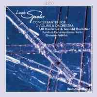 Spohr: Concertantes Nos. 1 & 2, Grande Polonaise & Potpourri