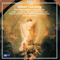 Lortzing: Die Himmelfahrt Jesu Christi
