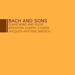 Bach and Sons: Clavichord and Flute