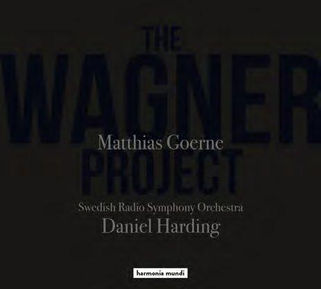 Wagner : anthologies orchestrales Harmoniamundihmm90225051