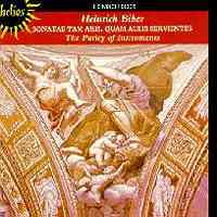 Biber: Sonatae Tam Aris Quam Aulis Servientes Nos. 1-12 (Complete)