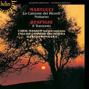 Alfredo Bonavera conducts Martucci & Respighi