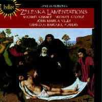 Zelenka: Lamentationes (6) Jeremiæ Prophetæ, ZWV 53