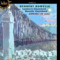 Howells: Lambert's Clavichord & Howells' Clavichord