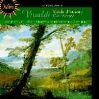 Vivaldi - Viola d'amore Concertos