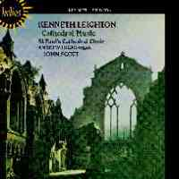 Kenneth Leighton - Cathedral Music