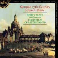 German 17th-Century Church Music