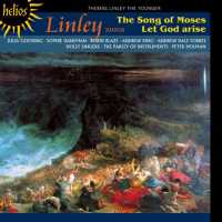 Thomas Linley junior - The Song of Moses