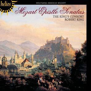 Mozart - Epistle Sonatas