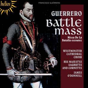 Guerrero - The Battle Mass