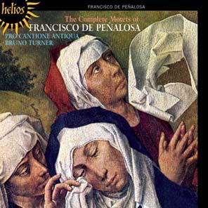 Peñalosa - The Complete Motets