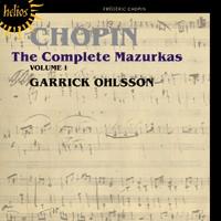 Chopin - The Complete Mazurkas Volume 1