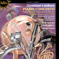 Lambert: Piano Concerto & other works