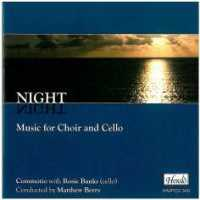 Night - Music for Choir and Cello