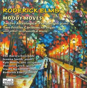 Roderick Elms: Moody Moods