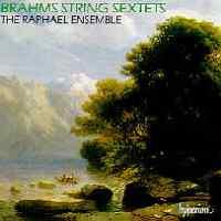 Brahms - String Sextets Nos. 1 & 2