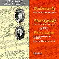 The Romantic Piano Concerto 1 - Moszkowski and Paderewski