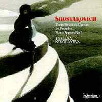 Shostakovich: Piano Music