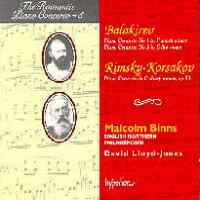 The Romantic Piano Concerto 5 - Balakirev and Rimsky-Korsakov