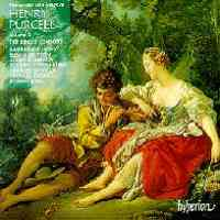 Purcell - Complete Secular Solo Songs Volume 2