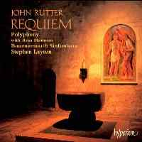 Rutter: Requiem and other choral works