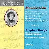 The Romantic Piano Concerto 17 - Mendelssohn