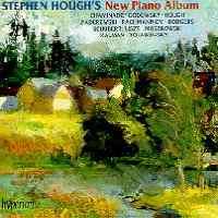 Stephen Hough's New Piano Album