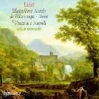 Liszt Complete Music for Solo Piano 43: Deuxième Année de Pèlerinage