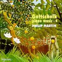 Gottschalk - Piano Music Volume 4