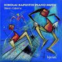 Nikolai Kapustin - Piano Music