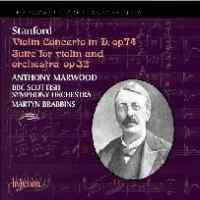 The Romantic Violin Concerto 2 - Stanford