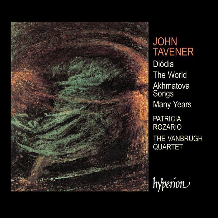 Tavener: The World, etc.