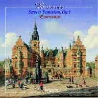 Buxtehude: Seven Sonatas, Op. 1 BuxWV 252-258
