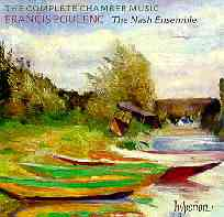 Poulenc - The Complete Chamber Music