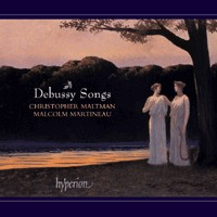 Debussy Songs Volume 1