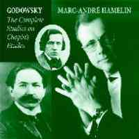 Godowsky: 53 Piano Studies
