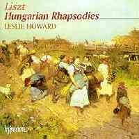 Liszt Complete Music for Solo Piano 57: Rapsodies Hongroises