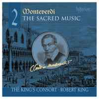Monteverdi - The Sacred Music 2