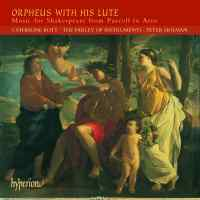 The English Orpheus 50 - Orpheus with his Lute