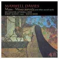 Maxwell Davies - Sacred choral music