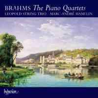 Brahms - The Piano Quartets