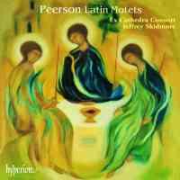 Peerson - Latin Motets