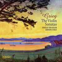 Grieg - The Violin Sonatas