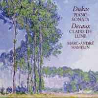 Dukas: Piano Sonata