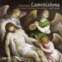Palestrina: Lamentation III (Book III)