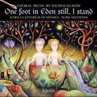 One foot in Eden still, I stand
