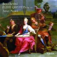 Boccherini - Six Quintets For Flute And Strings Op. 19